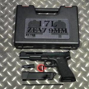 Bell ZEV G17L瓦斯手槍 瓦斯手槍 附槍盒 BELL-762