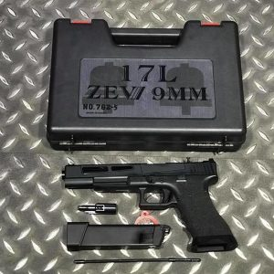 Bell ZEV G17L瓦斯手槍 瓦斯手槍 可裝瞄具 BELL-762-5
