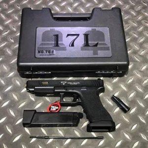 Bell TTI G34 JOHN WICK 瓦斯手槍 附槍盒 BELL-768