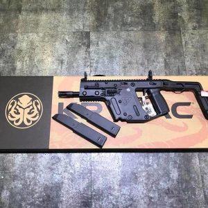 KRYTAC KRISS VECTOR 電動槍 正版官方授權 KTAEG-VSMGF-BK02
