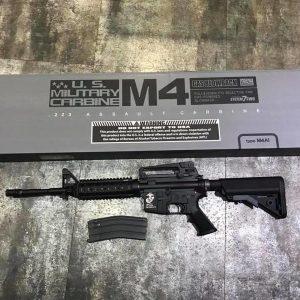 KSC KWA M4 RIS GBB 全金屬瓦斯長槍 一體式鋼製槍機 KSC-GBB-M4