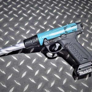 C&C TAC AAP01 牧田 MAKITA風格 電動工具 電鑽 槍身套件 塑膠射出版 成槍CCAAPM