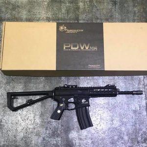 WE EMG Knights PDW M2 10吋 GBB 授權刻字全金屬 WE-PDW-M2-10