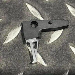 RA 競技型 CNC 鋼製M4板機 可調節板機位子 對應 WE M4 SCAR G39 416