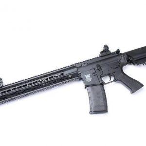SRC ST 黑曼巴 MAMBA 軍刀版 運動升級版電動槍 電動長槍 6mm BOX GE-1605