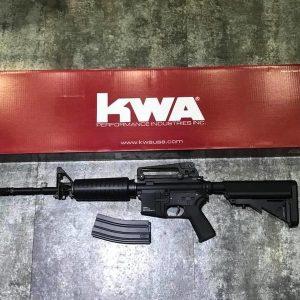 KSC KWA M4A1 AEG M4 全金屬 電動槍 KWA-M4A1-AEG