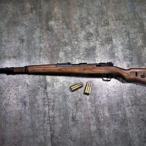 ARES KAR 98 98K SPRING 實木 手拉空氣槍 雙匣 德國 CLA-001
