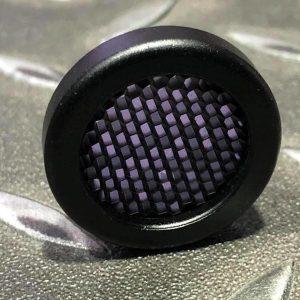 蜂巢式 保護蓋 T2內紅點專用 24.5mm 黑色 JA-5071-BK