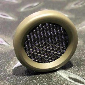 蜂巢式 保護蓋 沙色 27.9mm JA-5355-TAN