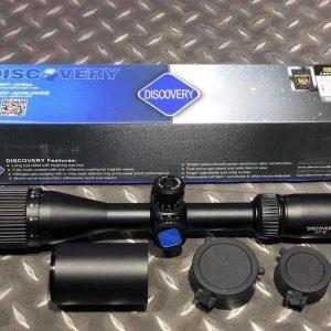 DISCOVERY 發現者 VT-R 3-12X42 AOE真品狙擊鏡 抗震 高清 防霧 DS-117
