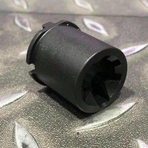 CNC 鋼製 膛座 GHK M4 專用 JDT284