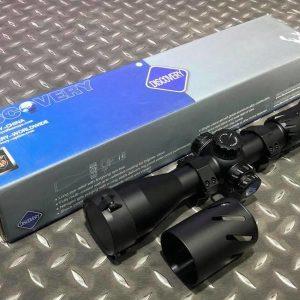 DISCOVERY 發現者 HD 3-18X50 SFIR 真品狙擊鏡 抗震 高清 防霧 DS-108