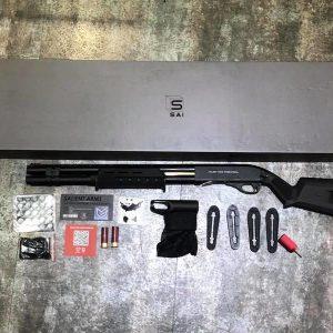 APS 拋殼散彈槍 霰彈 SHOTGUN SAI M870 CAM870 SAI APS-CAM-SAI
