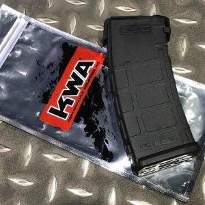 KWA KSC MAGPUL PTS M4 ERG 電槍用 PMAG 靜音彈匣 KWAA-ERG-PMAG