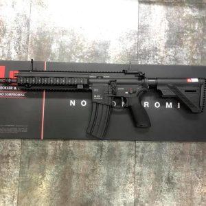 VFC UMAREX HK416A5 GBB 黑色 全金屬 瓦斯槍 VFC-HK416A5-BK