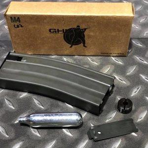 GHK M4 2代 CO2 彈匣 GHKA-M4-CO2