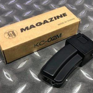 KJ KC-02 KC02 GBB 瓦斯彈匣 短彈匣 KJXGKC02S