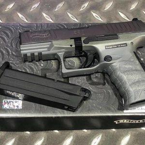 VFC UMAREX Walther PPQ M2 瓦斯 GBB 手槍 戰術灰 VFC-PPQ-GR