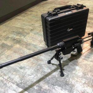 ARES MSR-WR M200 手拉空氣狙擊槍 黑色 附槍箱 ARES-MSR-WR