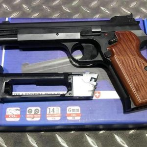 WG SIG P210 LEAGEND 全金屬 CO2手槍 回膛版 6MM WG-P210-CO2