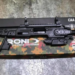 CAA 正廠授權 RONI Glock Carbine Kit 戰術衝鋒槍套件 CAD-SK-01-BK