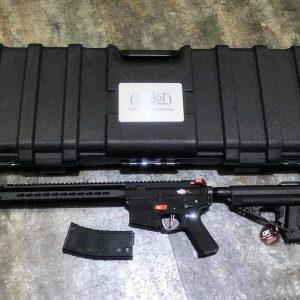 VFC AVALON LEOPARD CARBINE AEG 全金屬電動槍 黑色