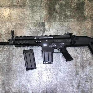 迷版 MK17 SCAR-H GBB VFC 系統 MK17刻印 一槍兩匣 gen2 VFC-MK17-BK
