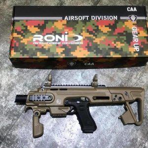 CAA 正廠授權 RONI Glock Carbine Kit 戰術衝鋒槍套件 CAD-SK-01-DE