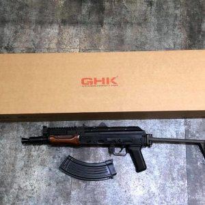 GHK AK74U GKS74U+VZ58托 GBB 瓦斯槍 氣動槍 GHK-GKS74U