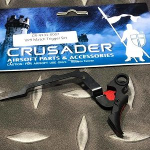 CRUSADER 十字軍 VFC Umarex VP9 鋁製CNC 扳機組 CR-VF31-0007