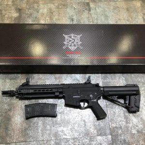 VFC VR16 CALIBUR CQC AEG 6mm 全金屬 電動槍 黑色 VFC-VR16-AEG