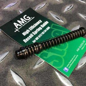 AMG WE G17 G18C G34 G35 GBB 高效能抗寒覆進簧導桿組 AW-GLOCK-03