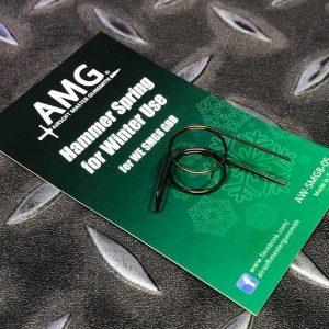 AMG WE SMG8 GBB 抗寒擊錘簧 AW-SMG8-05