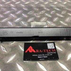 RA-TECH CNC 克拉克 鋼製滑套 for WE Glock G17 零件