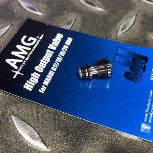 AMG 高輸出彈匣氣閥 MARUI GLOCK G17/18/19/26 GBB AM-GLOCK-01