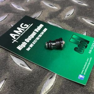 AMG 高輸出彈匣氣閥 WE GLOCK G17/18/19/34 GBB AW-GLOCK-01