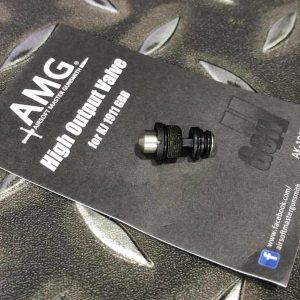 AMG 高輸出彈匣氣閥 KJ M1911 GBB AK-1911-01