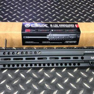 MADBULL 瘋牛 Strike Industries HK416 Crux 13.5″ M-LOK 魚骨護木