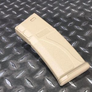警星 GUARDER 140 發靜音彈匣 無聲彈匣 沙色 (M16/M4 AEG 使用) BBAM-101TAN