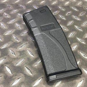 警星 GUARDER 140 發靜音彈匣 無聲彈匣 黑色 (M16/M4 AEG使用) BBAM-101BK