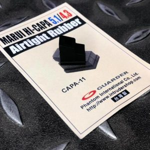 警星 GUARDER MARUI 馬牌 HI-CAPA 5.1/4.3 彈匣強化出氣膠圈 CAPA-11