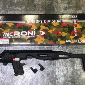 CAA Micro Roni Kit GLOCK 衝鋒槍套件 黑色 G17 G18C CAD-SK-08