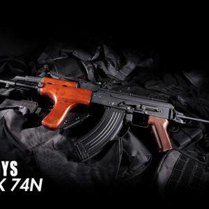 DIBOYS AK-AIMS 鋼製實木電動槍 DBOY DIBOY BY-015B