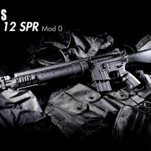 DIBOYS SPR MOD0 MK12 全金屬電動槍 DBOY DIBOY BY-053