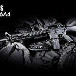 DIBOYS M16A4 全金屬電動槍 固定托 DBOY DIBOY M16 BY-055