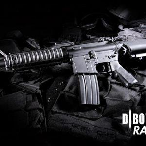 DIBOYS M4 RAS II 全金屬電動槍 DBOY DIBOY BY-057