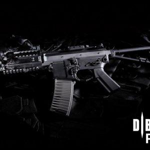 DIBOYS KAC PDW 全金屬電動槍 附加長外管 DBOY DIBOY BY-802
