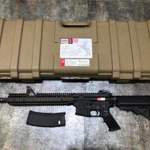 VFC Colt M4A1 FSP M4 SOPMOD II GBBR 瓦斯步槍 鍛造銑削經典版