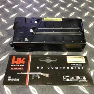 UMAREX VFC HK G3A3 PSG-1 GBB 瓦斯彈匣 VFCA-G3A3