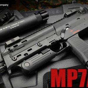 VFC UMAREX HK MP7A1 V2 GBB 授權刻字 滅音管豪華版 瓦斯槍 VFC-MP7-S